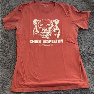 Chris Stapleton tee shirt